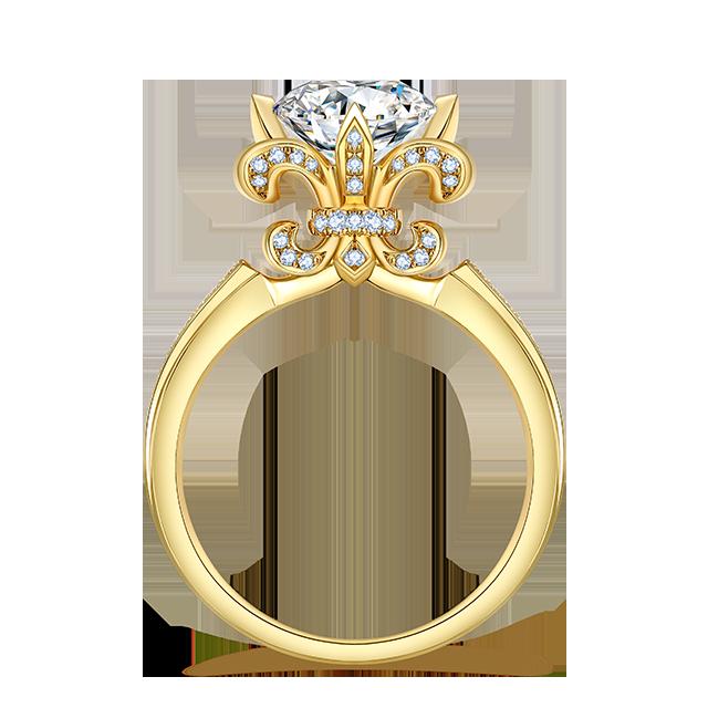 Leysen莱绅通灵王后系列戒指