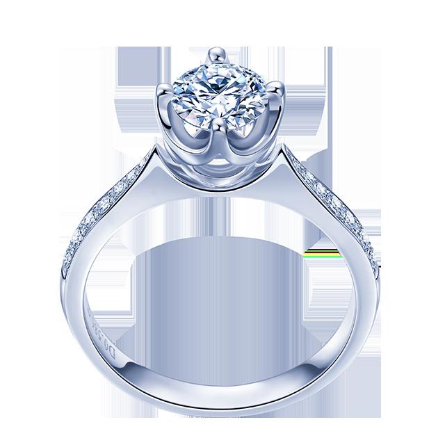 Leysen莱绅通灵皇家博物馆戒指  款号:RM41401RG