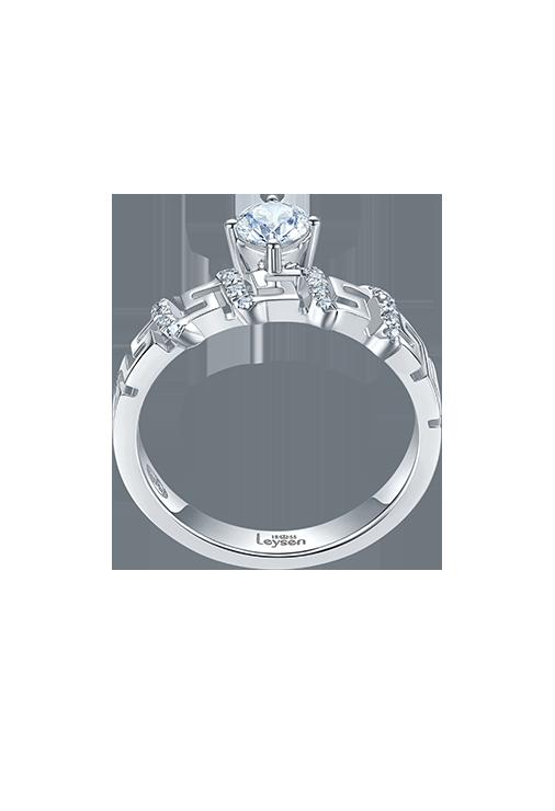 Leysen莱绅通灵传奇王冠-钻戒款号:TNPT11706RG