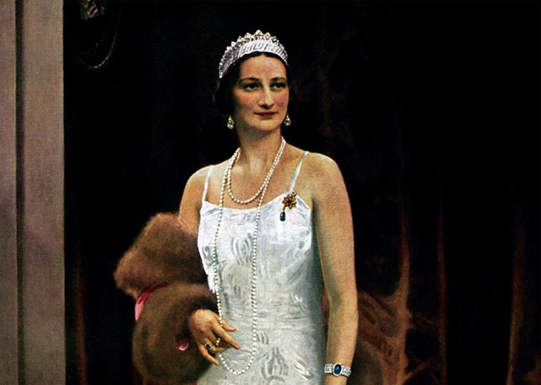 Leysen莱绅通灵传奇王后-阿斯特里德