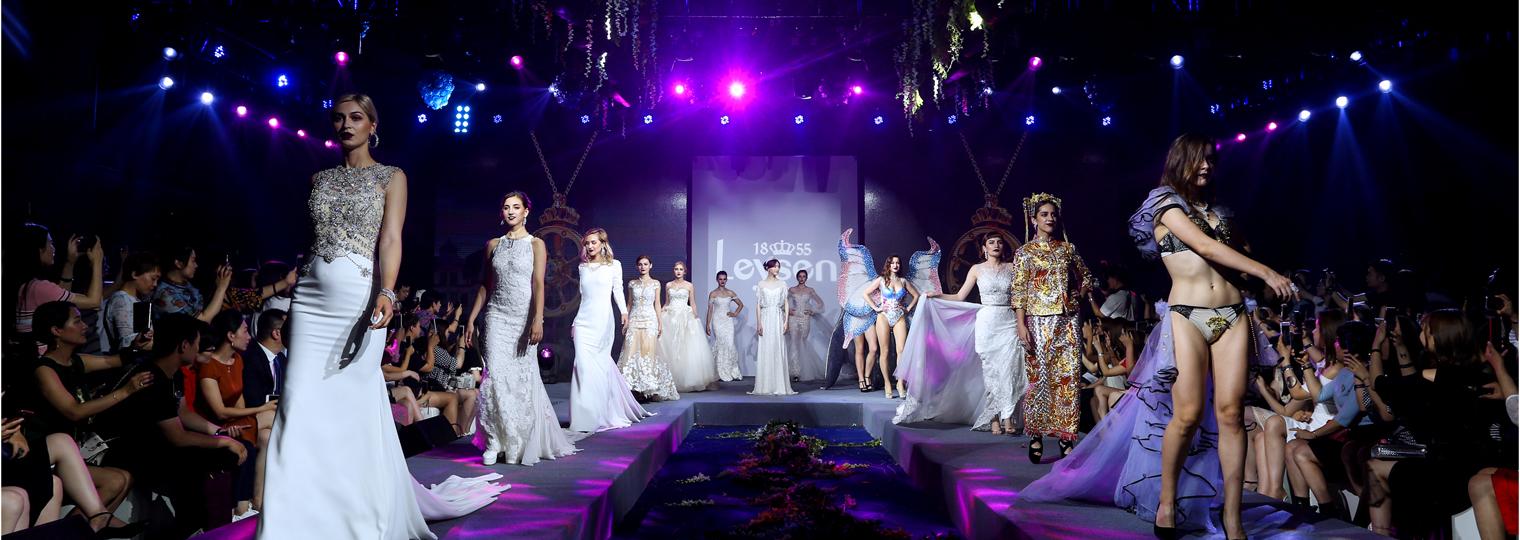 唐嫣出席莱绅通灵163周年品牌盛典